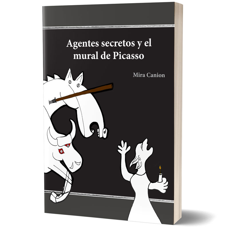 Agentes Secretos Learn Spanish With This Spanish Book by Mira Canion