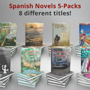 8 Spanish 5-Packs