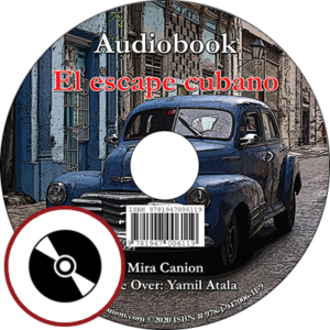 El escape cubano Audiobook CD