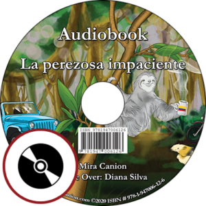 La perezosa impaciente Audiobook CD